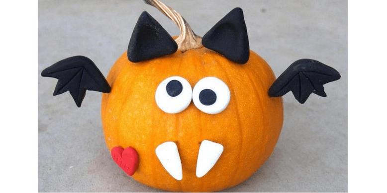Поделки на хеллоуин для детей