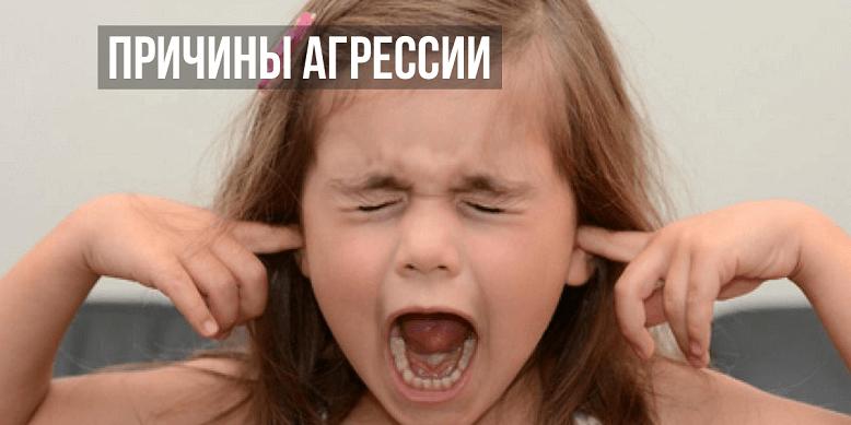Причины агрессии почему ребенок бьет себя по голове