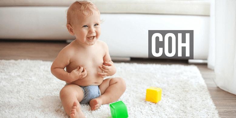 Режим сна ребенка в 1 год