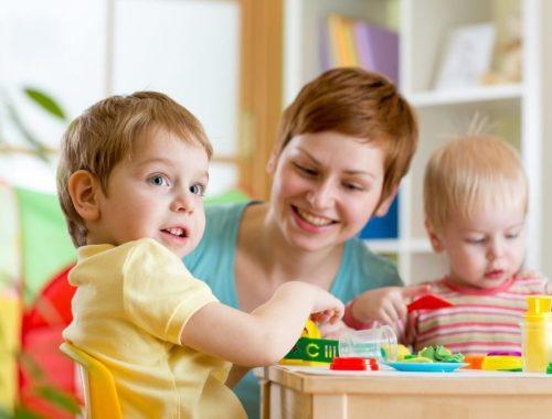 Адаптация в детском саду. Как помочь своему ребенку?