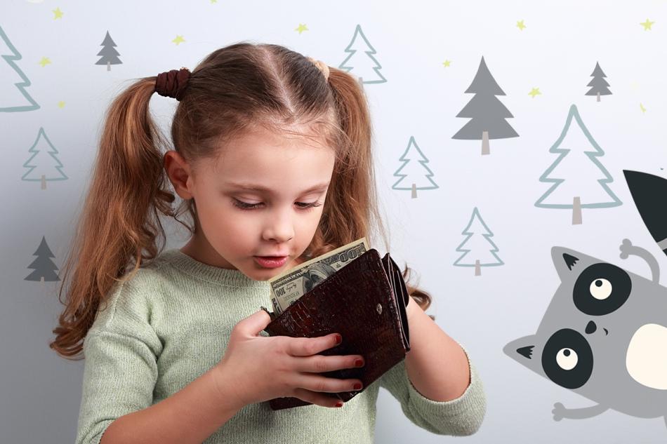 Почему ребенок ворует?