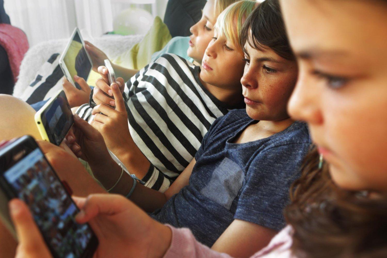Влияние гаджетов на подростков