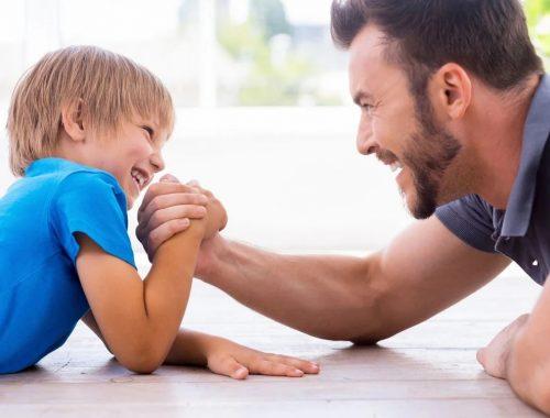 Стили воспитания детей
