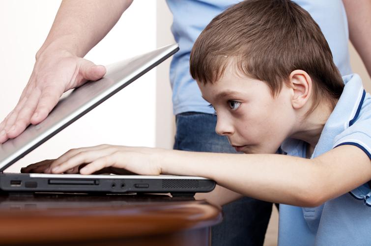 Компьютерная зависимость ребенка